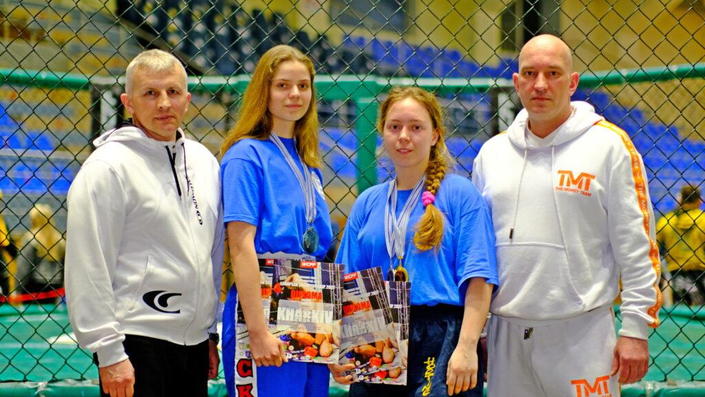 Студентки ХНУРЕ перемогли на чемпіонаті Європи з козацького двобою