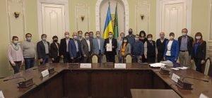 Сотрудники ХНУРЭ приняли участие в Учредительном собрании ИАМ кластера