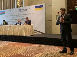 Проректор ХНУРЭ с рабочим визитом посетил Азербайджанскую Республику