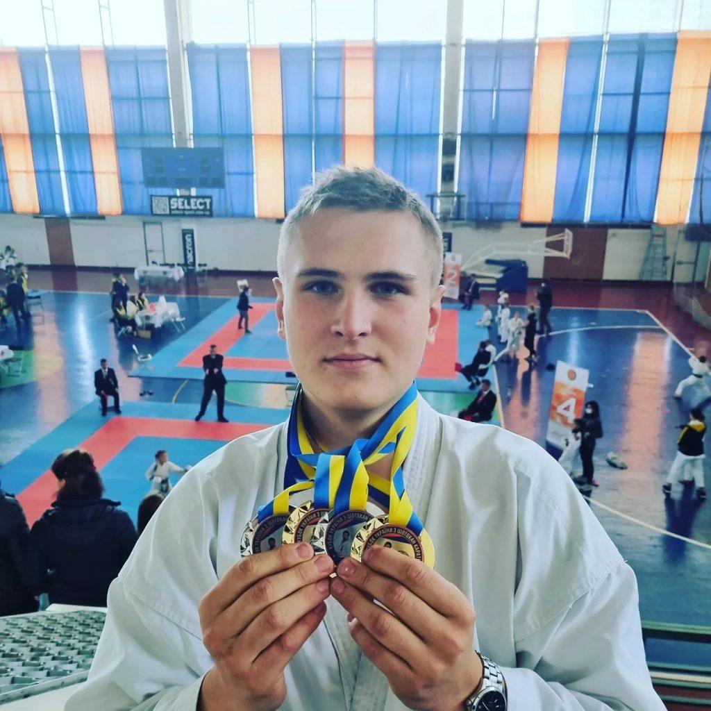 Спортсмен ХНУРЭ стал призером Кубка Украины по каратэ