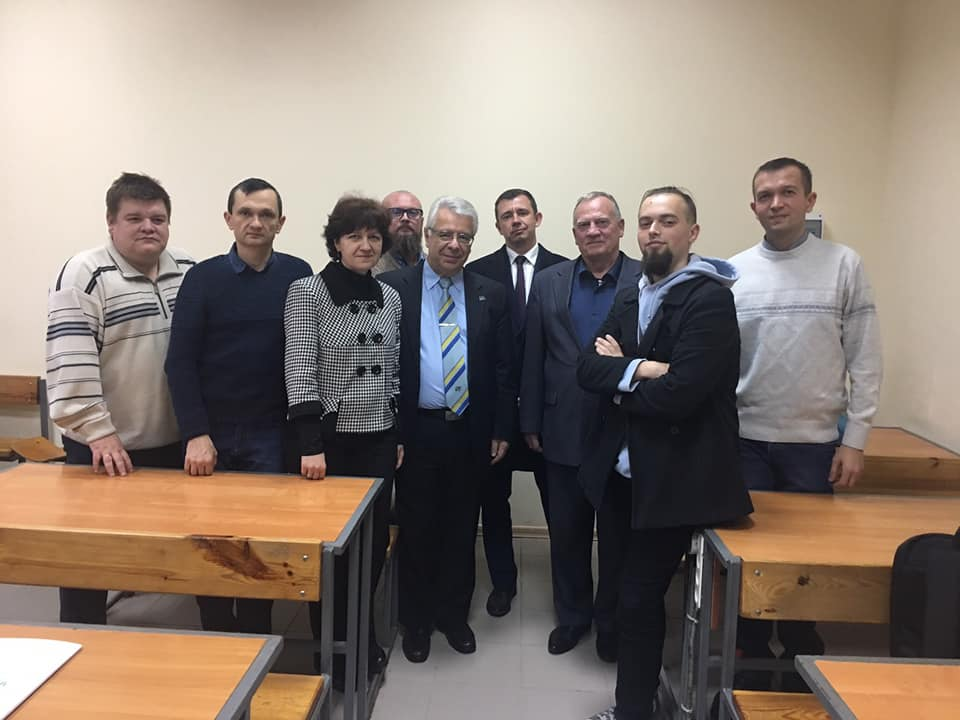 Representatives of NURE took part in the first meeting of IEC on specialities