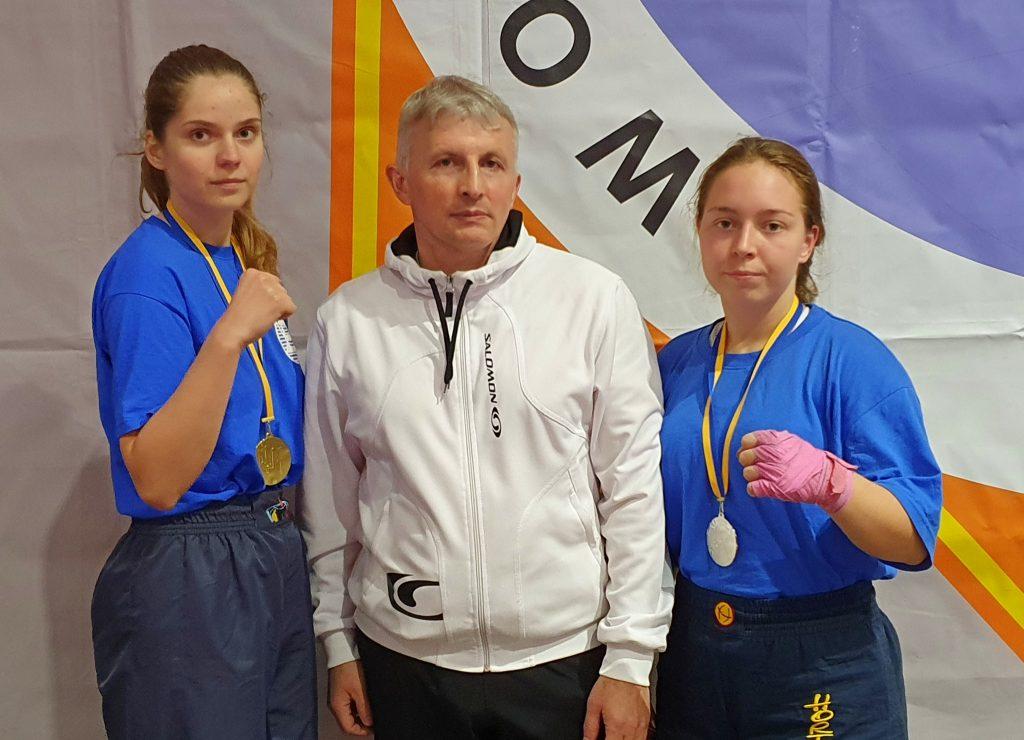 Студентки ХНУРЭ приняли участие в чемпионате Украины по казацкому двобою