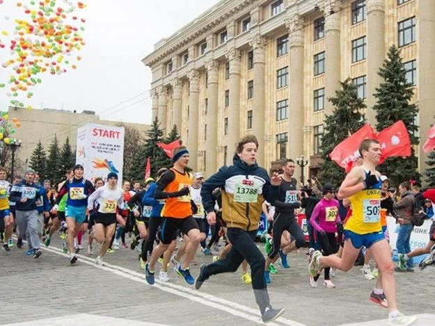 Внимание желающим принять участие в Международном марафоне!