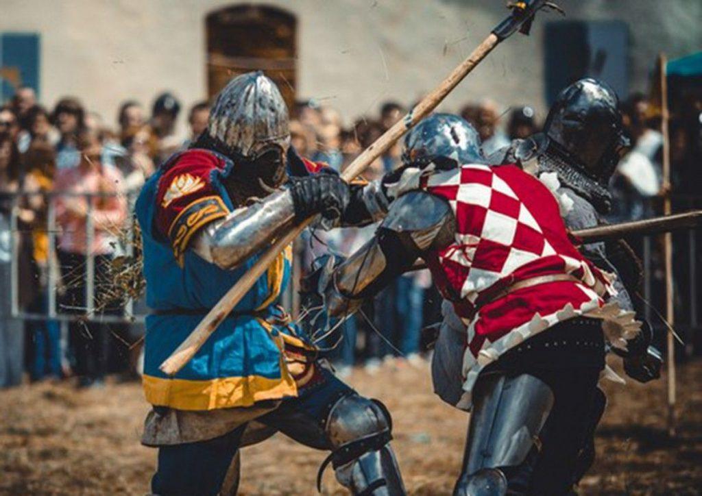 В ХНУРЭ будут обучать средневековому бою