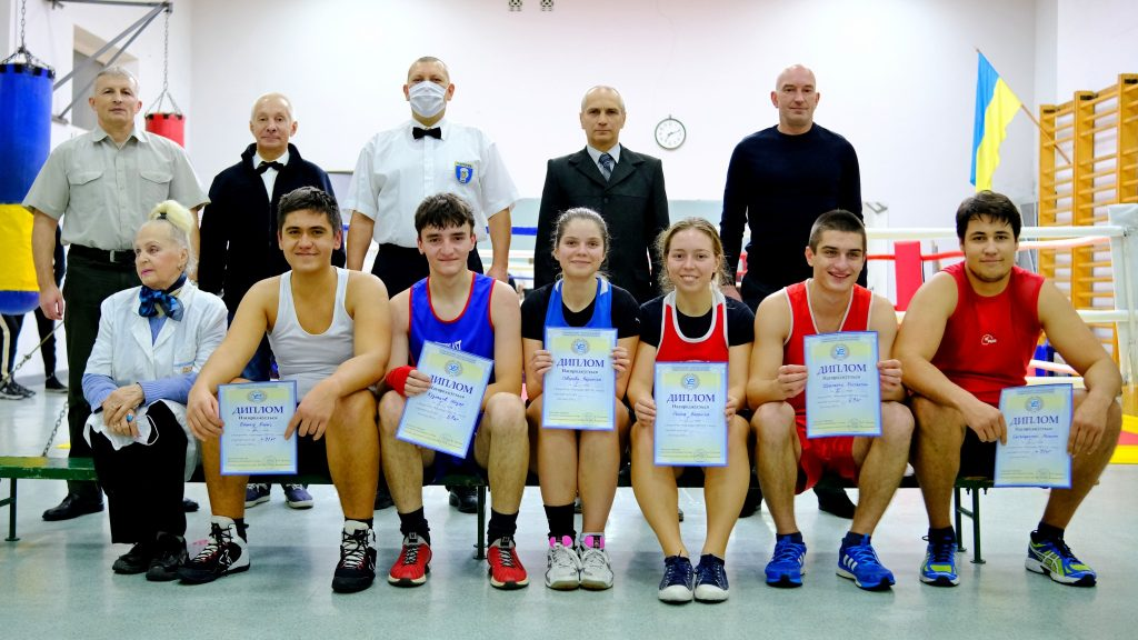 NURE athletes took part in the Open Boxing Tournament
