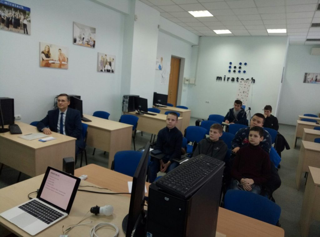 WINTER HOLIDAYS MASTER CLASSES CONTINUE IN NURE