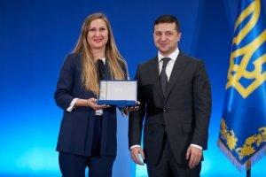Науковець ХНУРЕ – лауреат премії Президента України