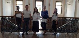 Проекти студентів та аспірантів ХНУРЕ стали одними з кращих на Міжнародному науковому конкурсі