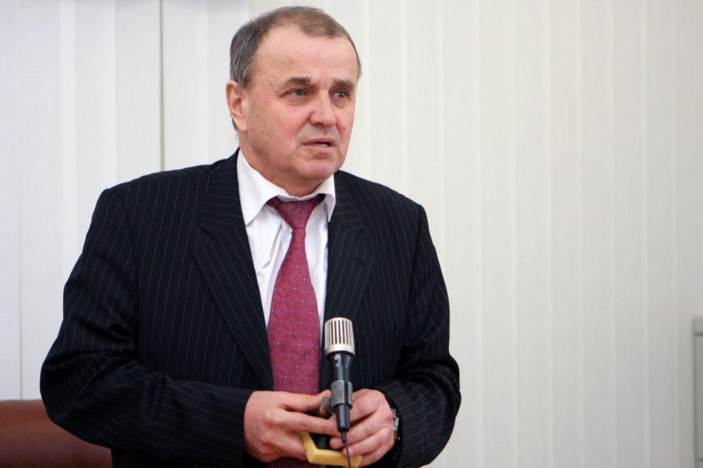 Представлен новый ректор Харьковского национального университета радиоэлектроники