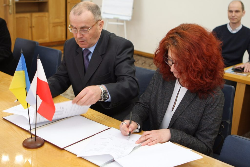 Новые возможности для студентов: ХНУРЭ подписал соглашение с польским Университетом Экономики в Быдгоще