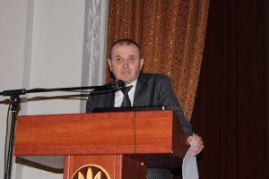 В университете состоялась конференция трудового коллектива