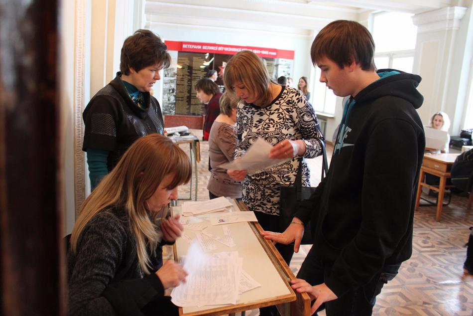 У ХНУРЕ юні айтішники Харківщини поборолися за право назватися найкращими