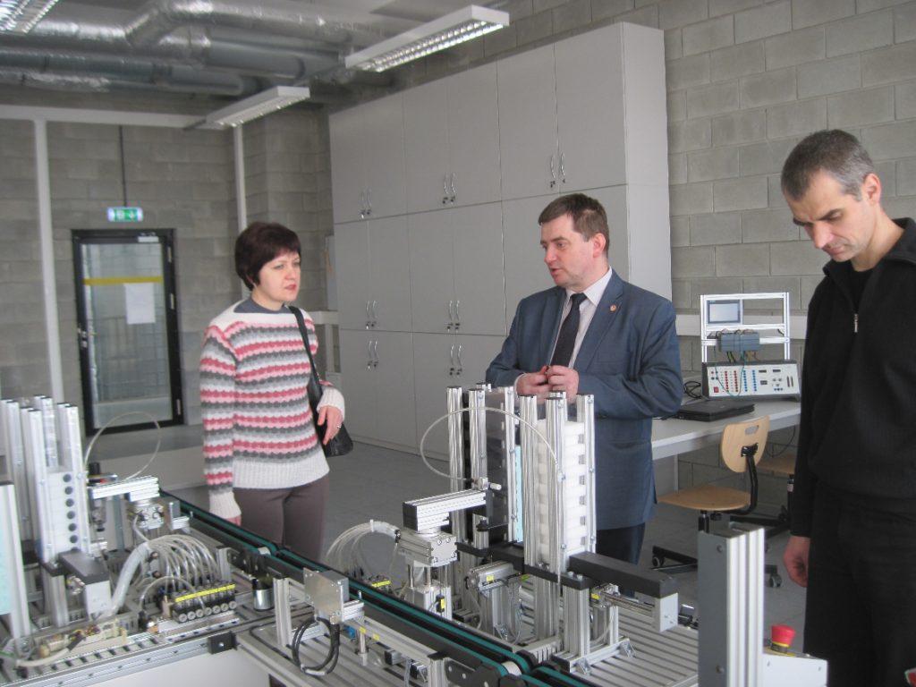 Преподаватели ХНУРЭ посетили университет «Люблинская политехника» в Польше