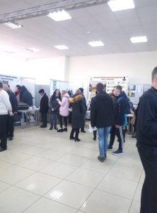 ХНУРЭ принимает участие в выставке «Абитуриент-2018»