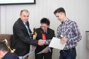 Творческие коллективы ХНУРЭ продолжают собирать награды