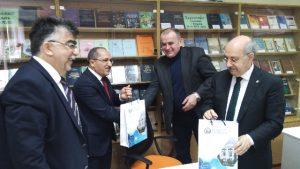 Керівництво ХНУРЕ зустрілося з делегацією Стамбульського технічного університету