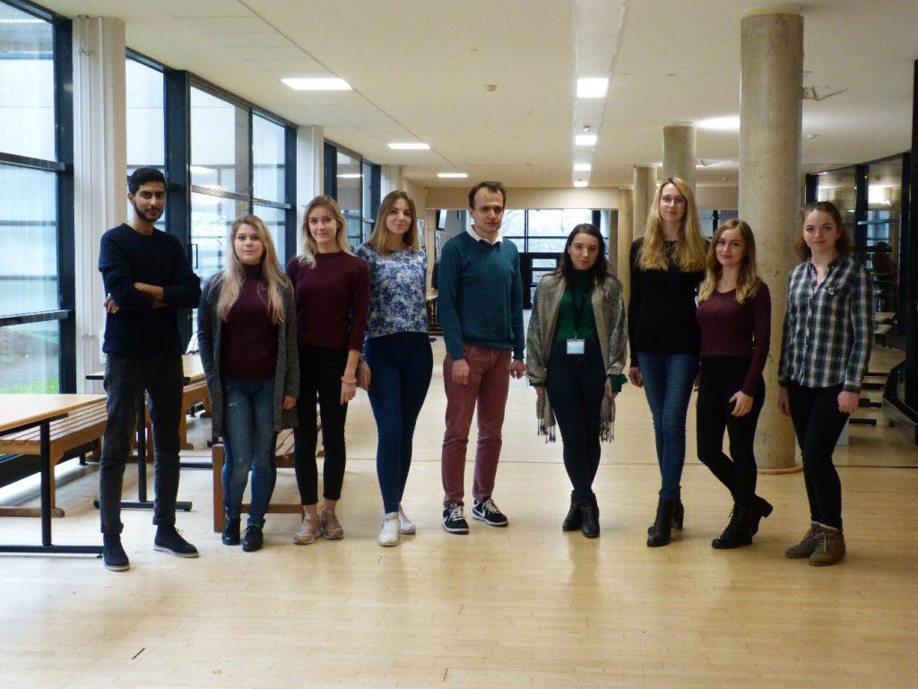 Студенты ХНУРЭ отправились на обучение в университет города Лимож