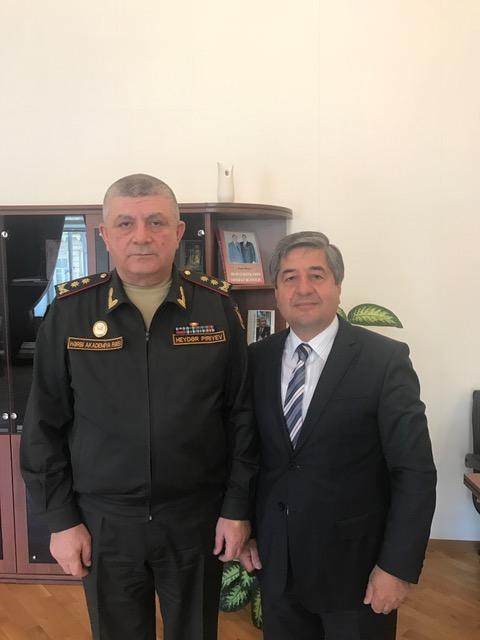 ХНУРЭ будет готовить для Азербайджана специалистов по кибербезопасности