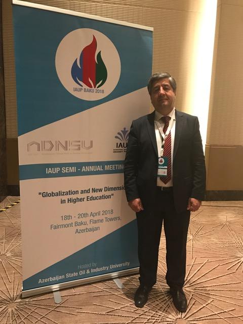 ХНУРЕ принял участие в конференции Международной ассоциации президентов университетов «Глобализация и новые критерии в высшем образовании»