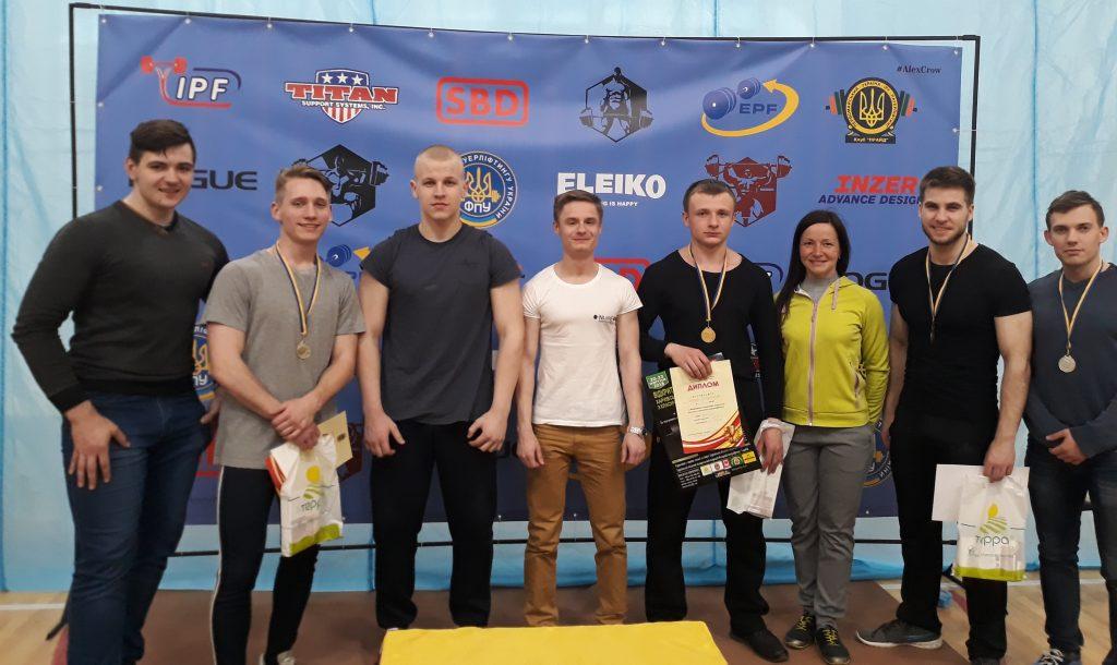 Студенты ХНУРЭ продолжают брать призовые места на спортивных соревнованиях