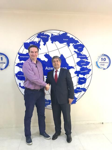ХНУРЭ совершенствует возможности поступления в университет для азербайджанской молодежи