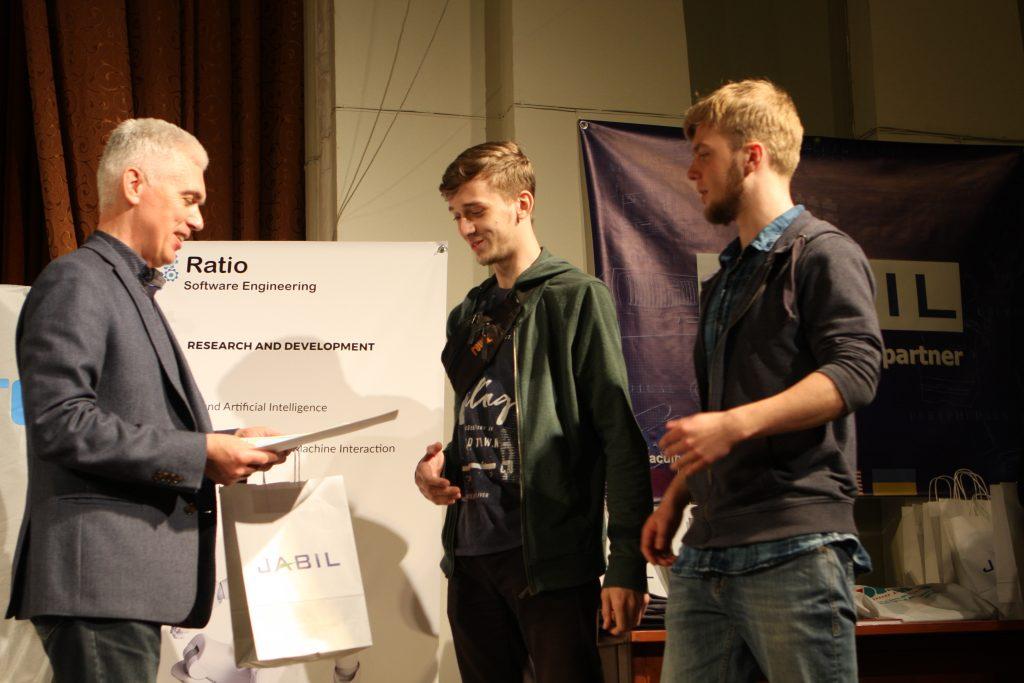 В ХНУРЭ подвели итоги II тура Всеукраинского конкурса студенческих научных работ