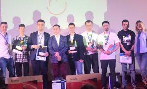 Стартап студентов ХНУРЭ «Eventyr» продолжает занимать призовые места на престижных конкурсах