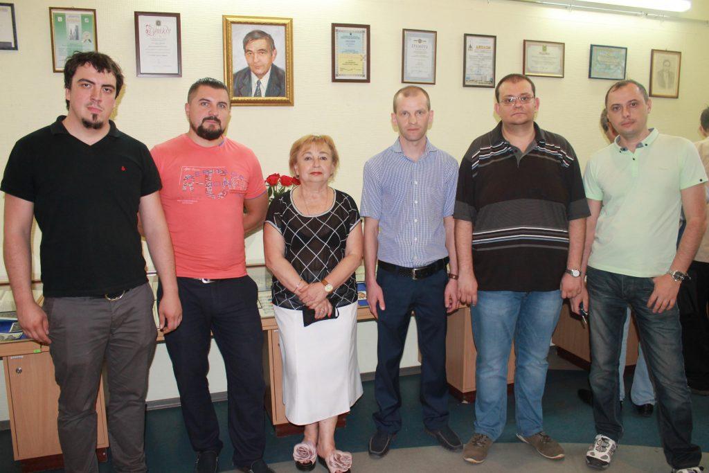 В музее ХНУРЕ открылась выставка памяти профессора Владимира Шокало