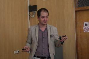 Для студентов кафедры БМИ провели семинар о развитии технологий