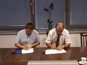 Ректор ХНУРЕ підписав угоду про розширення співробітництва з університетом WSG міста Бидгощ