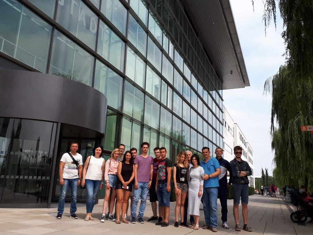 Завершила работу Международная летняя школа по разработке приложений для виртуальной реальности в Польше.