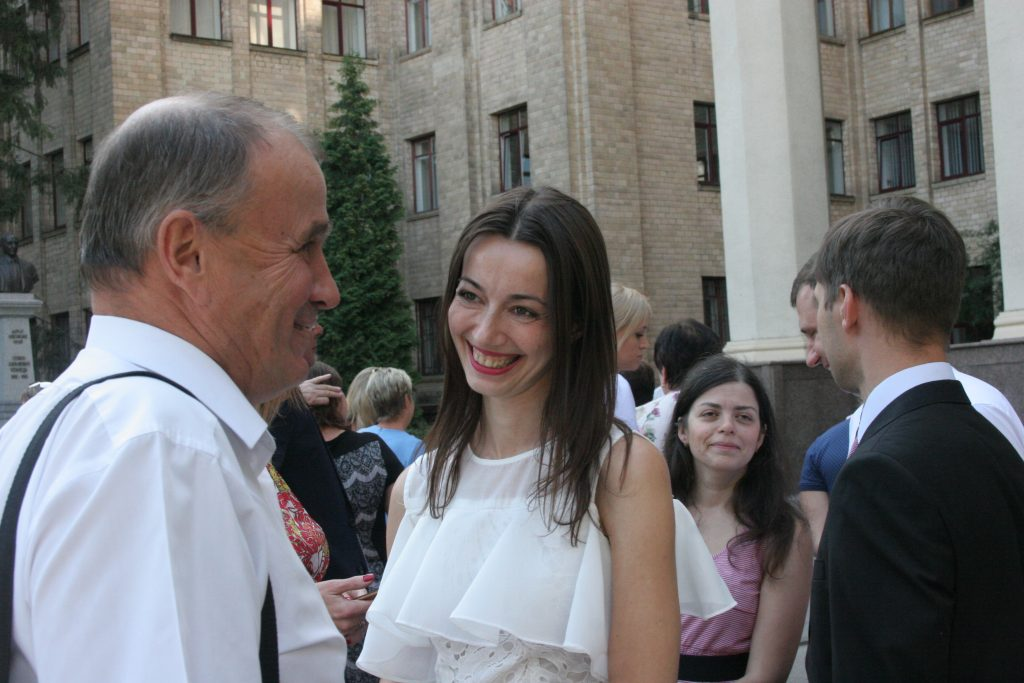 Валерий Семенец принял участие в заседании областного педагогического форума