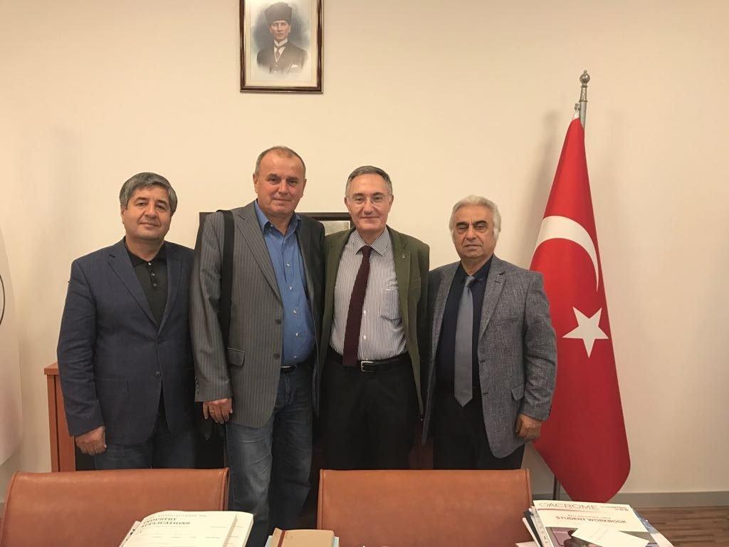 ХНУРЭ и Стамбульский технический университет будут сотрудничать
