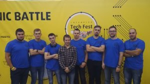 Изобретатели ХНУРЭ приняли участие в фестивале науки, техники и современных технологий «InterpipeTechFest»