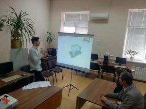 В ХНУРЭ отчитались о работе по программе Еrasmus +