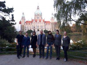 Делегація ХНУРЕ відвідала Ганноверський університет