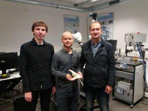 Науковці ХНУРЕ відвідали Інститут Мехатронних Систем IMS університета ім.Лейбніца