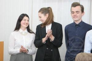 В ХНУРЭ поздравили студентов - победителей международного конкурса искусств