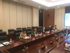 Делегація ХНУРЕ з робочим візитом знаходиться у КНР