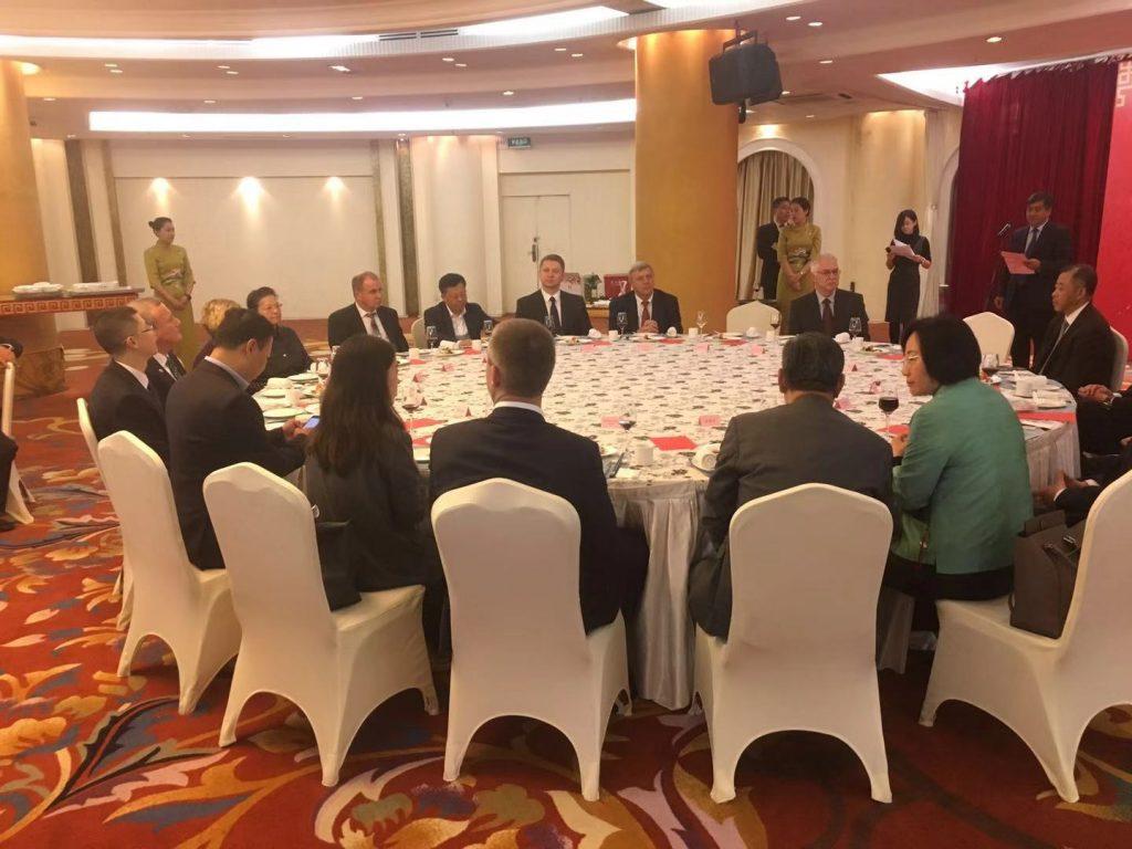 Делегация ХНУРЭ в КНР приняла участие в Международной конференции