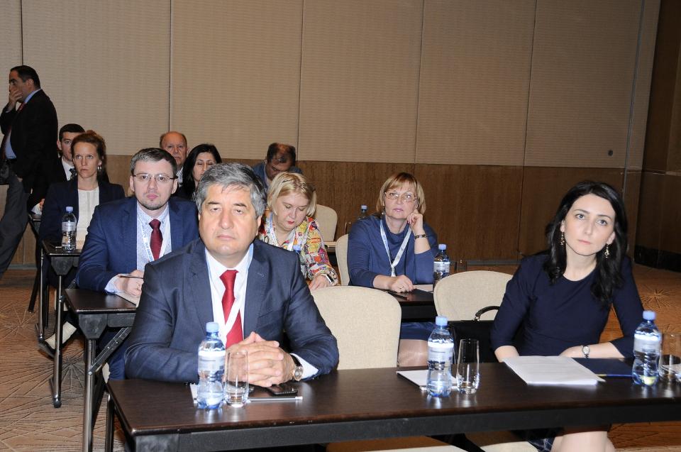 ХНУРЕ принял участие в конференции МАПУ «Глобализация и новые критерии в высшем образовании»