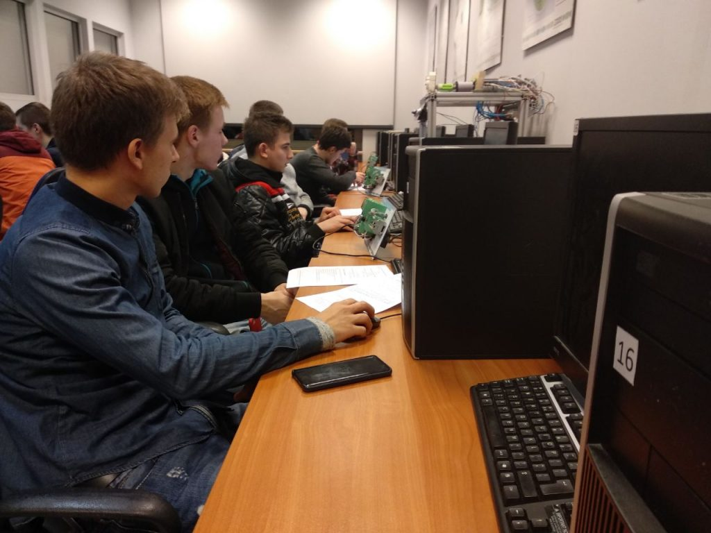 Success of NURE students in Poland