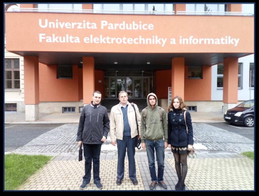 Студенты ХНУРЭ прошли обучение в Чехии