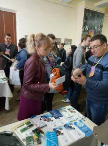 ХНУРE взяв участь у Всеукраїнському форумі «Успішний 11-класник»