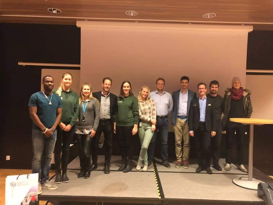 Сотрудники ХНУРЭ ознакомили шведских студентов с образовательными возможностями университета