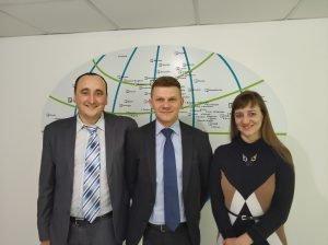 Representatives of NURE participated in the meeting of the EduNet parties in Ukraine