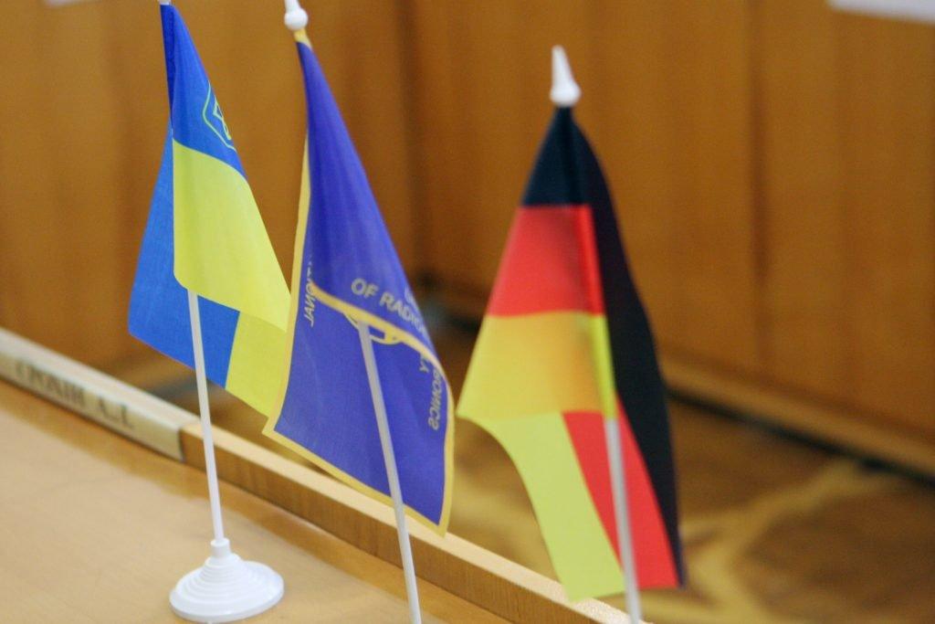 Руководство ХНУРЭ встретились с представителями Ганноверской университета им. Лейбница 11.12.2017