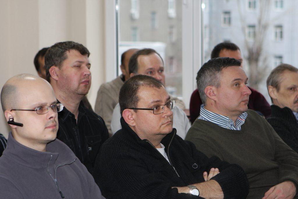 В ХНУРЭ прошла конференция по беспроводным информационным системам «RUCKUS WISE CONF #1»