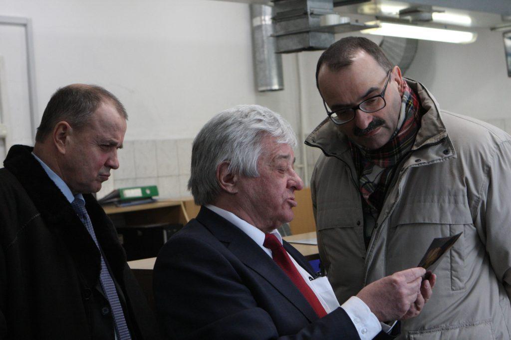 ХНУРЭ посетил заместитель министра образования и науки Украины