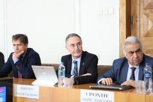 ХНУРЕ відвідала делегація Стамбульського технічного університету